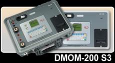 DMOM-200 - измеритель сопротивлений контактов